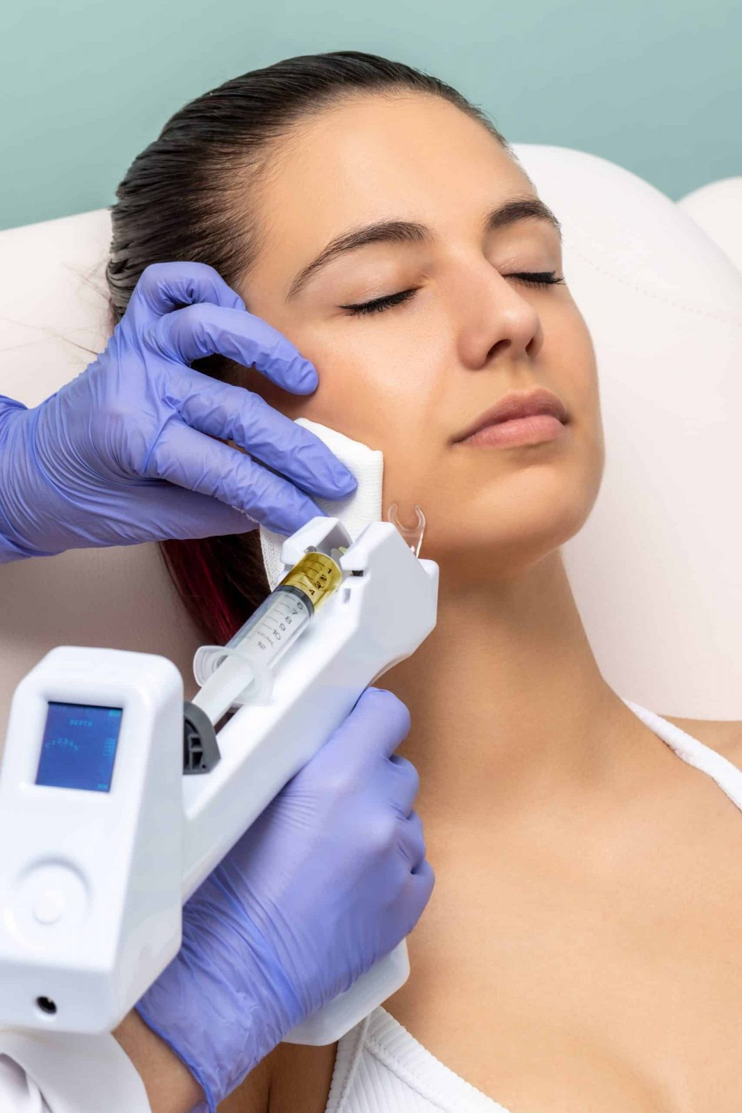 meso therapy with the best nurse and aestheticians in london help treat skin concerns hair rejuvenation