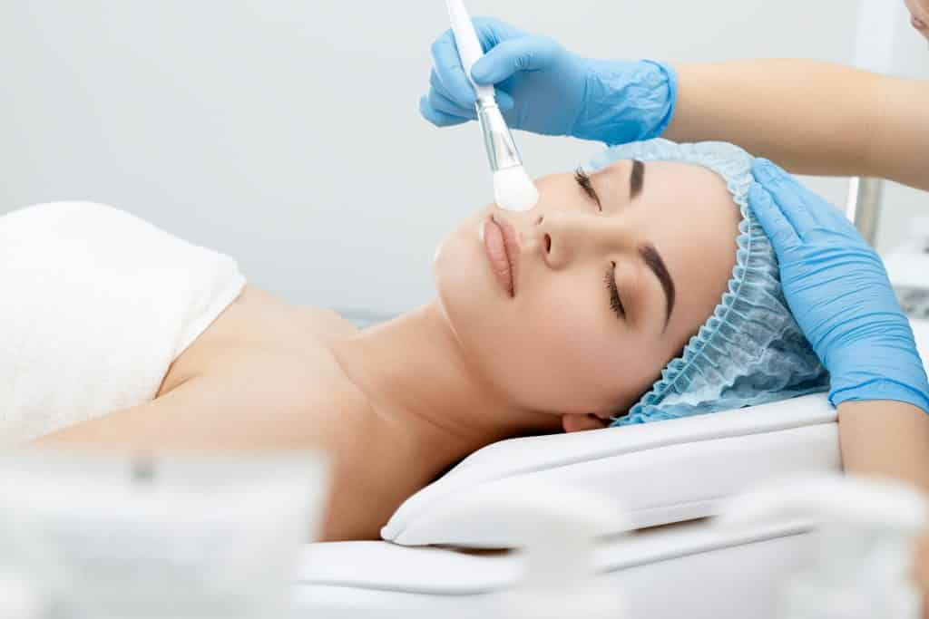 knightsbridge chemical Skin peels best in london omniya clinic