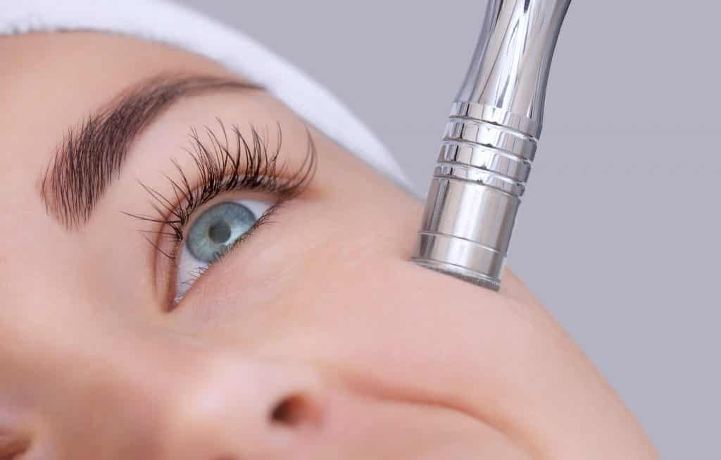 microdermabrasion diamondtome skin skincare